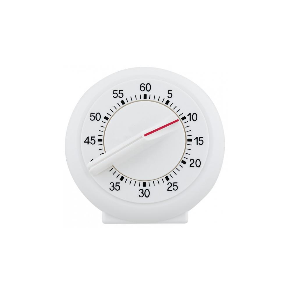 Relógio Minuteiro de Plástico
