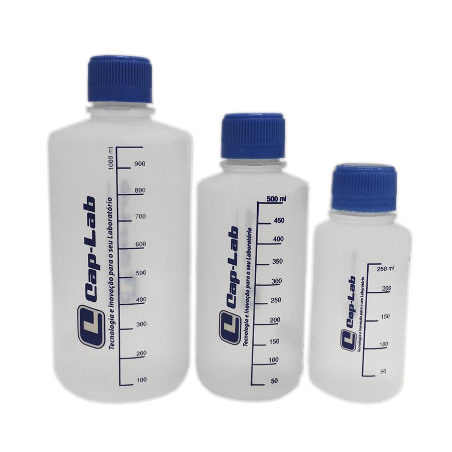 Frascos Reagentes em Polipropileno
