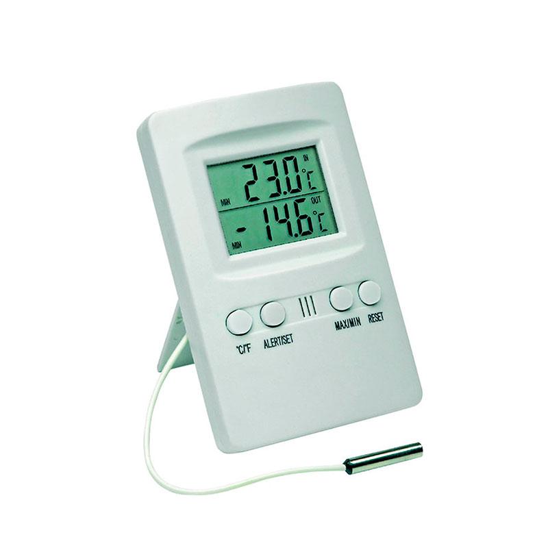 Termômetro Digital P/ Geladeira com Sensor