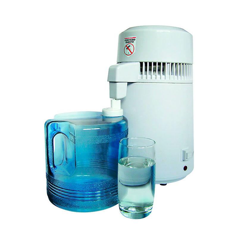 Destilador de Água de Bancada