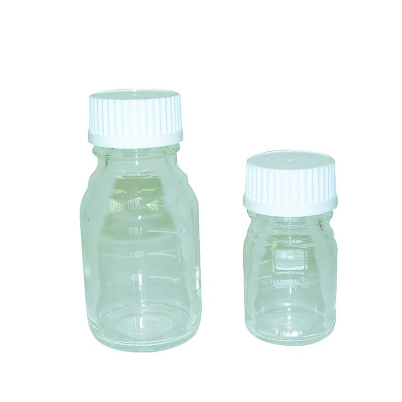 Frascos Reagentes Autoclaváveis