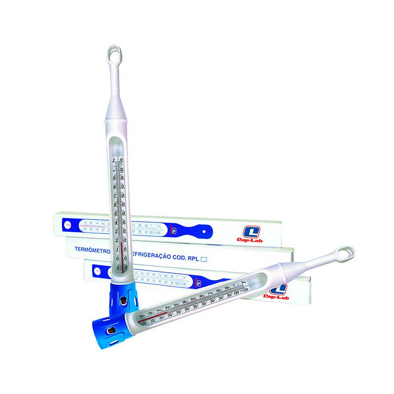 Termômetro com Proteção Plástica