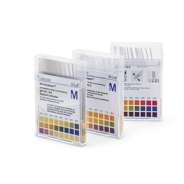 Teste de pH MQuant® - Merck