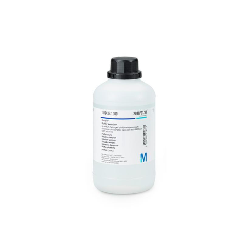 Solução Tampão pH 7,00 e pH 4,00