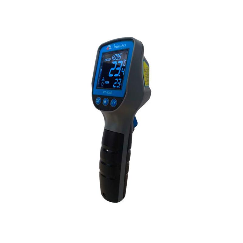 Termômetro Infrav. c/ Mira Laser MT-320B