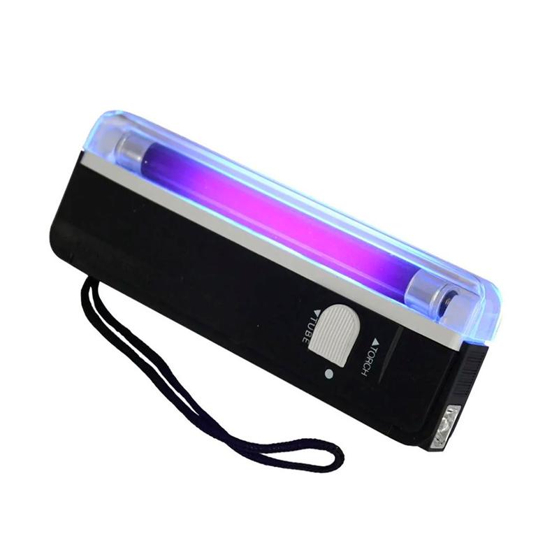 Lanterna Para Leitura de Fluorescência